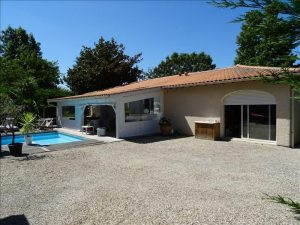 Maison Le Pian Medoc - Piscine - Axel Immobilier