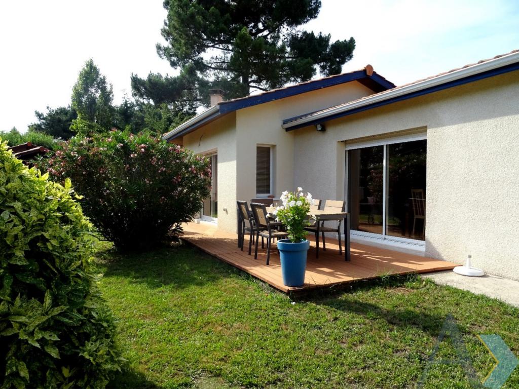 Le Taillan-Médoc - Villa 7 pièces - Axel Immobilier